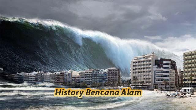 History Bencana Alam