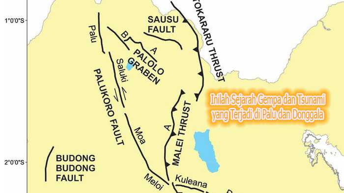 Inilah Sejarah Gempa dan Tsunami yang Terjadi di Palu dan Donggala